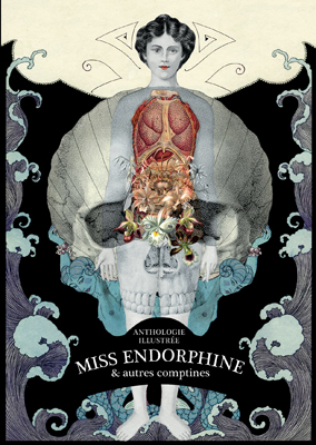 livre illustration Miss endorphine